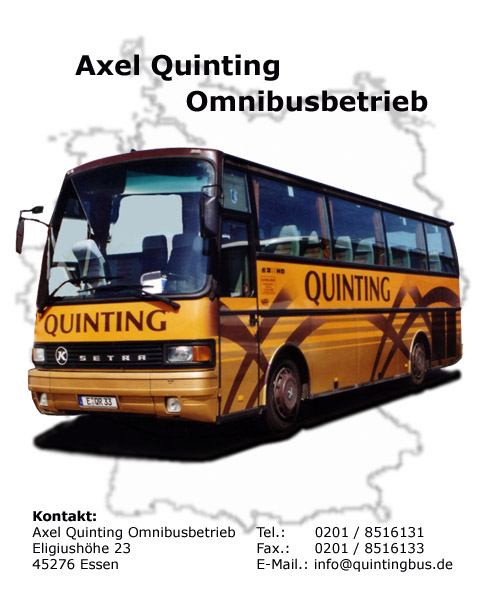 Mail an Axel Quinting Omnibusbetrieb